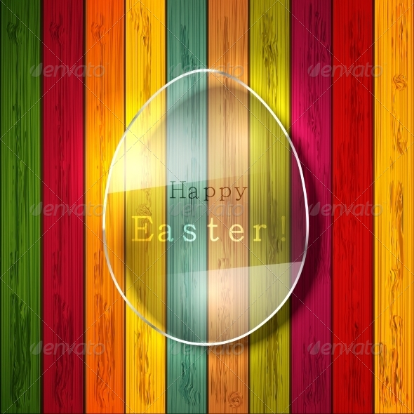 GraphicRiver Easter Background 7018265