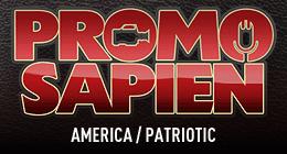 Promo Sapien America Patriotic
