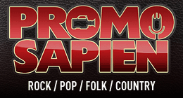 Promo Sapien Rock Pop Folk and Country