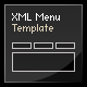 xml menu template as3 - ActiveDen Item for Sale