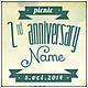 Birthday Picnic - GraphicRiver Item for Sale