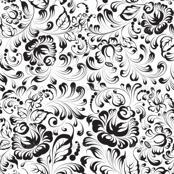 GraphicRiver Floral Pattern 7018904