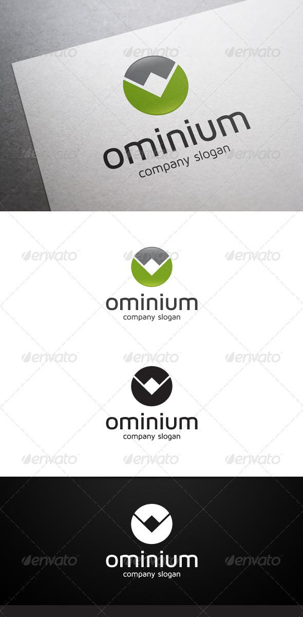 GraphicRiver Ominium Logo 7019333