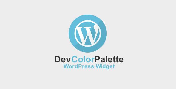 CodeCanyon DevColorPalette Widget 7019761