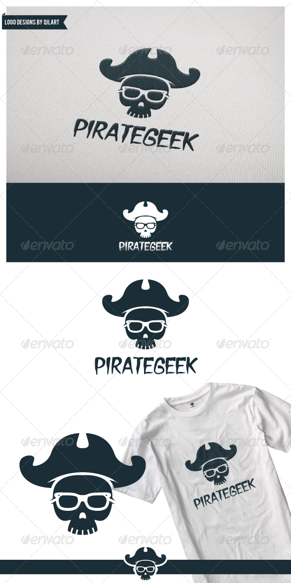 GraphicRiver Pirate Geek 7019985