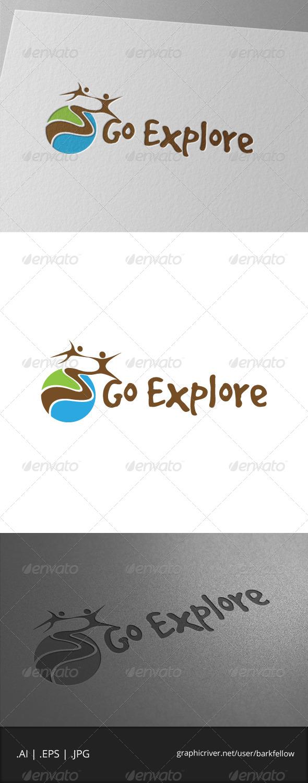 Go Explore Logo