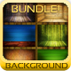 Wooden Backgrounds Bundle - GraphicRiver Item for Sale