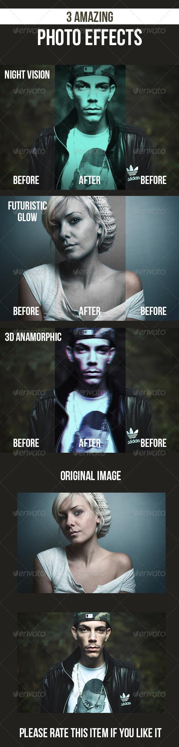 GraphicRiver 3D Anamorphic Futuristic Glow Night Vision 7021029
