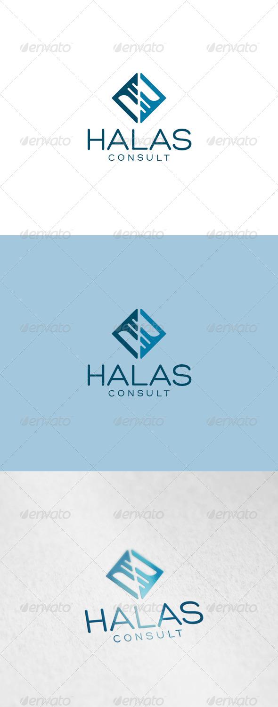 GraphicRiver Halas Logo 7021230