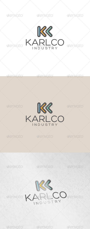 GraphicRiver Karlco Logo 7021262