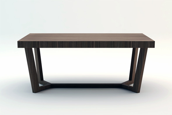 3DOcean Calligaris prince table 7021474