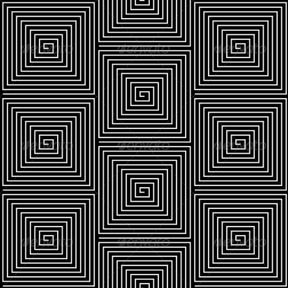 GraphicRiver Hypnotic Background Seamless Pattern 7021476
