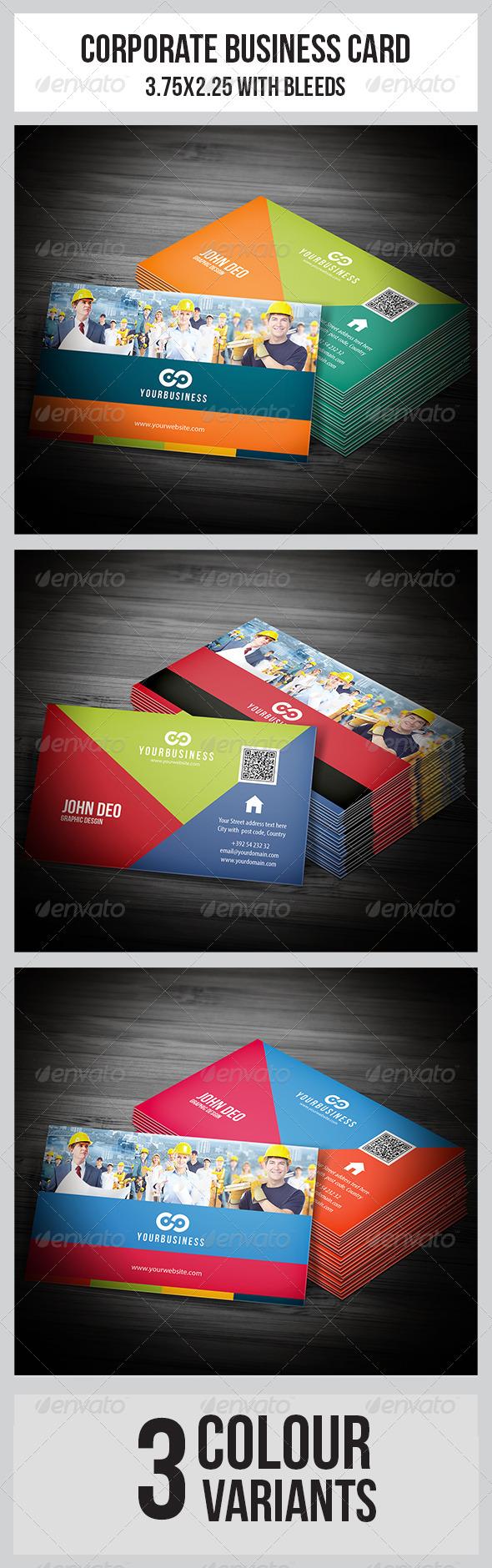 GraphicRiver Multipurpose Business Card 7021552