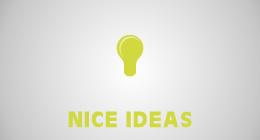 Nice Ideas