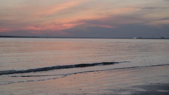 Long View Beach Water