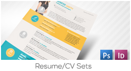 Simple Creative CV Resume