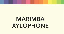 Marimba-Glock-Xylophone