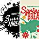 Spring/Easter Labels - GraphicRiver Item for Sale