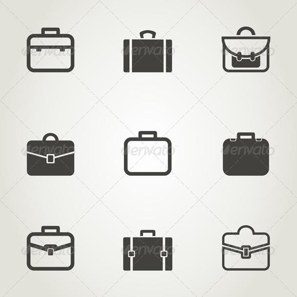 GraphicRiver Portfolio Icons 7023928