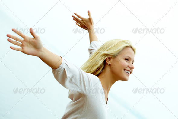 Life is good - Stock Photo - Images