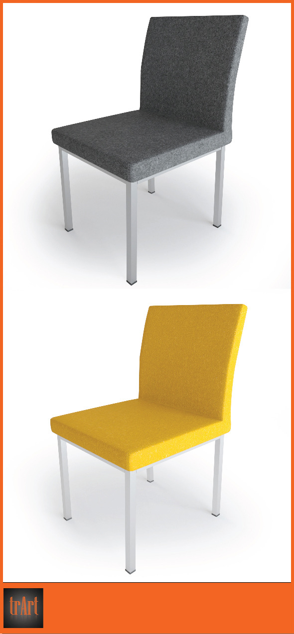 3DOcean Chair Armchair 7025576