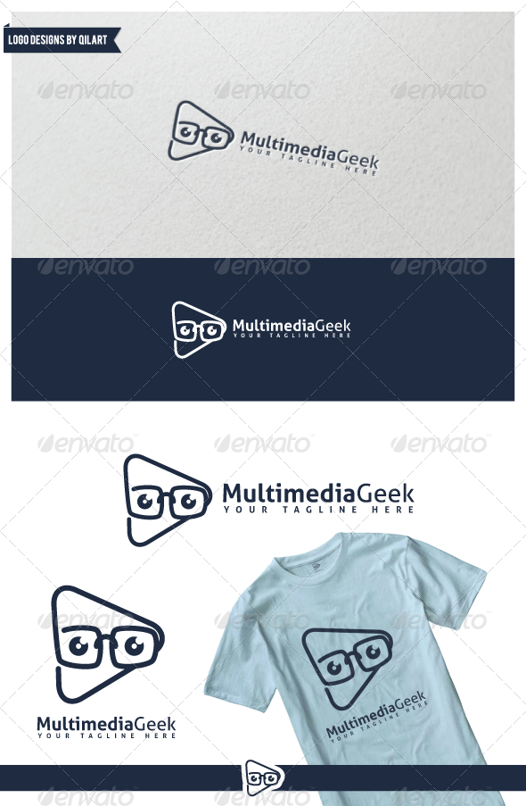 GraphicRiver Multimedia Geek 7025689