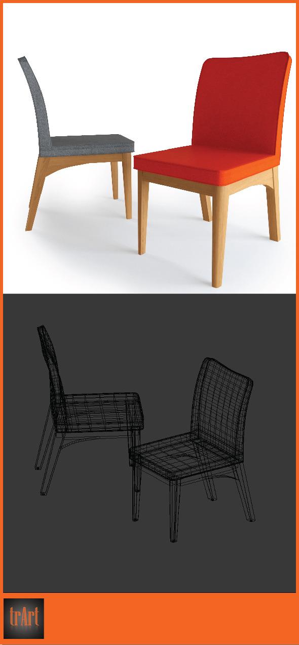 3DOcean Chair Armchair 7025715