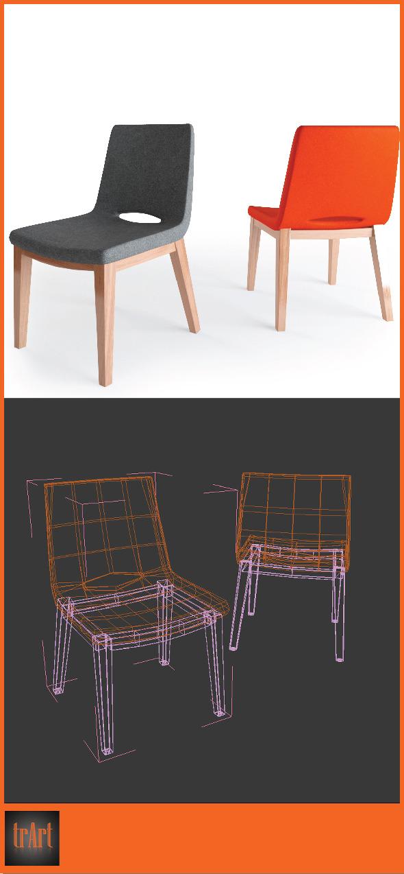3DOcean Chair Armchair 7025814