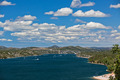 Krka river view from Sibenik town, Croatia - PhotoDune Item for Sale