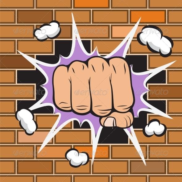 GraphicRiver Fist 7027315
