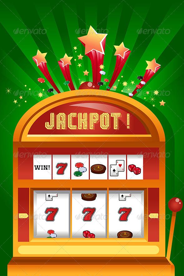 GraphicRiver Casino Gambling Design 7029733