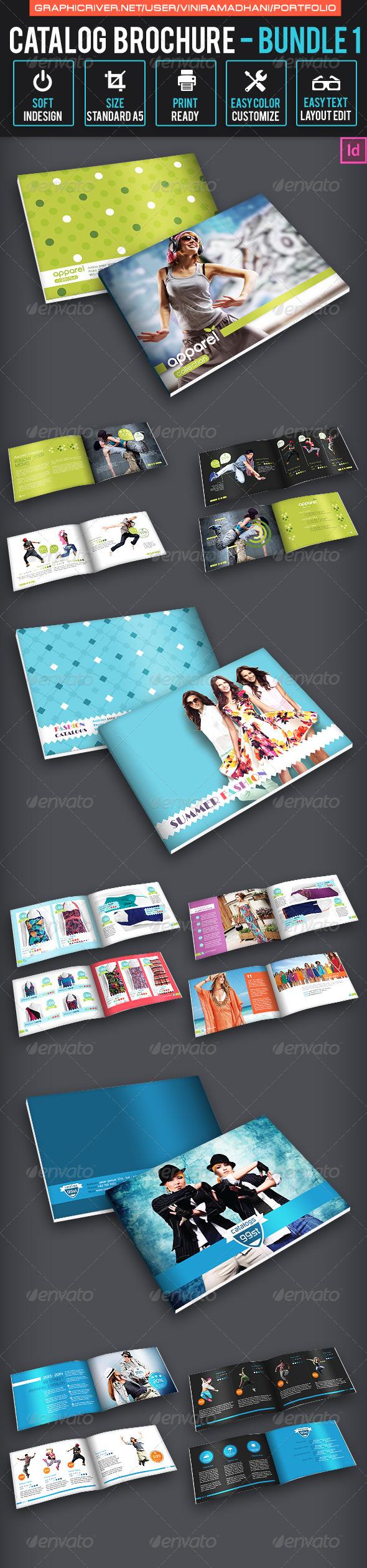 GraphicRiver Catalog Brochure Bundle 1 7029831