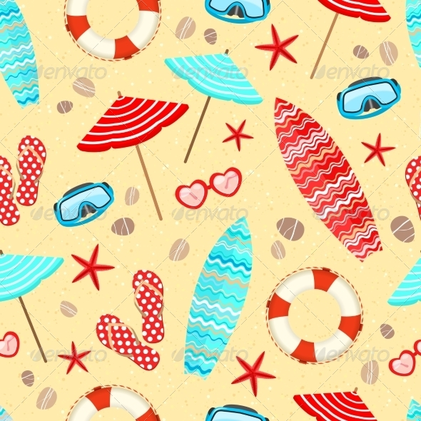 GraphicRiver Holiday Pattern 7029869