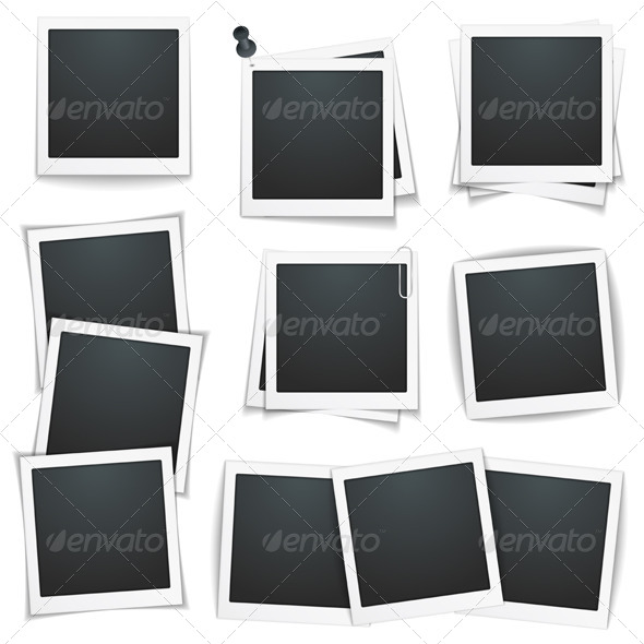 GraphicRiver Photo Frames 7030240