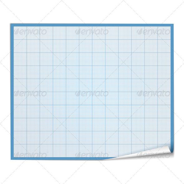 GraphicRiver Graph Paper 7030452