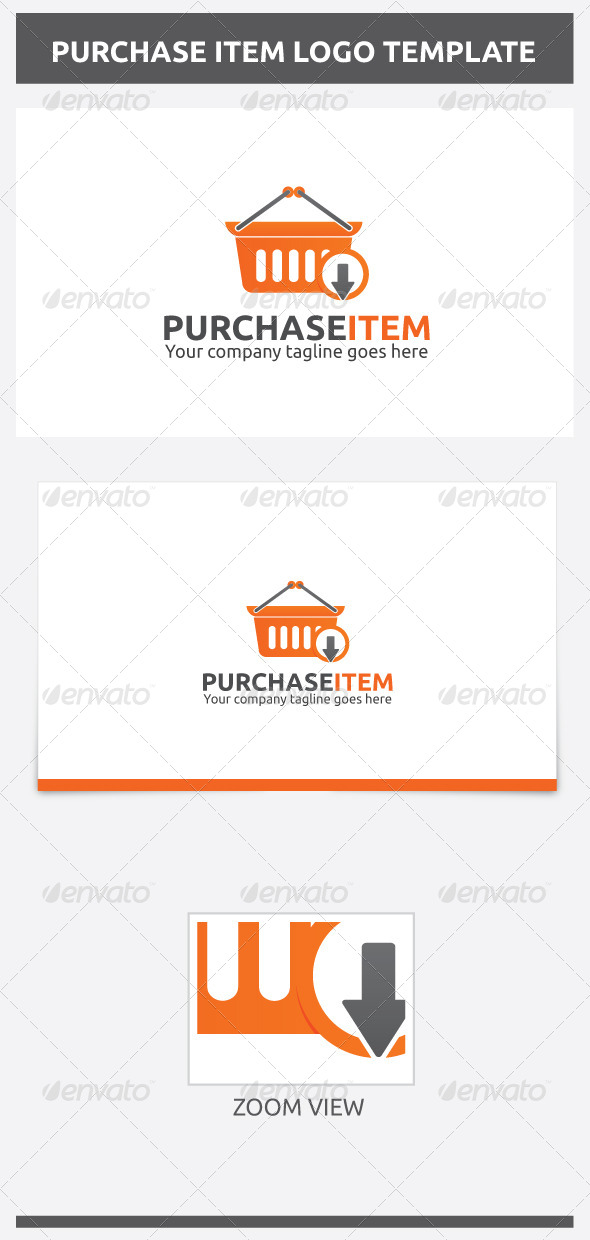 GraphicRiver Purchase Item Logo 7030671