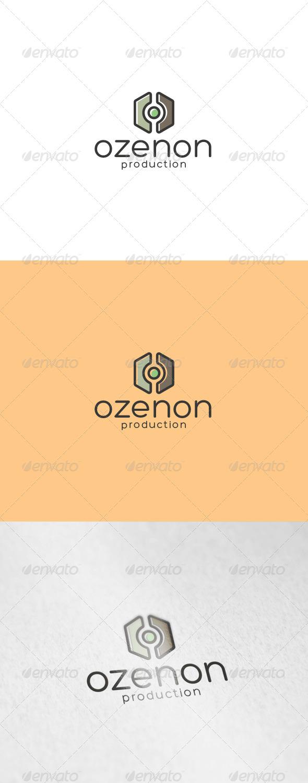 GraphicRiver Ozenon Logo 7031363