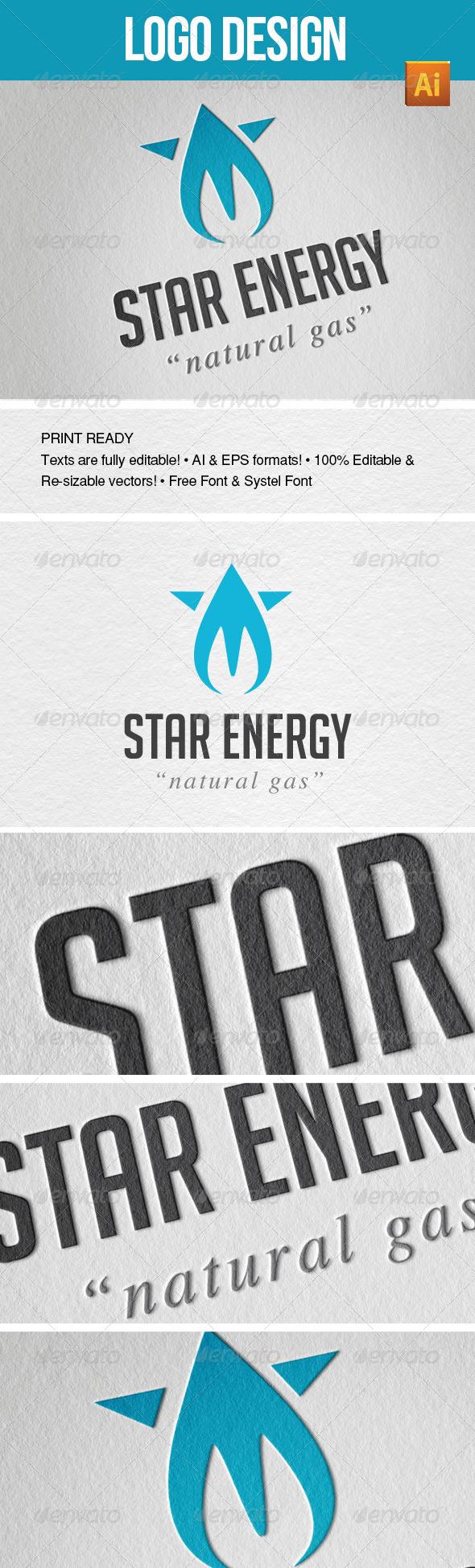 GraphicRiver Star Energy 7031382