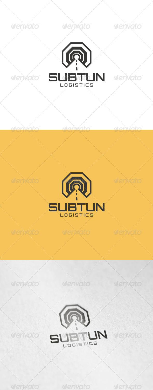 GraphicRiver Subtun Logo 7033622