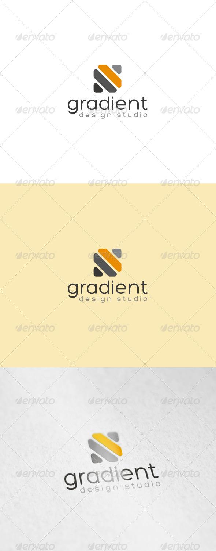 GraphicRiver Gradient Logo 7033850