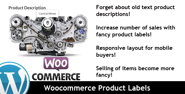CodeCanyon Woocommerce Product Labels 7010300