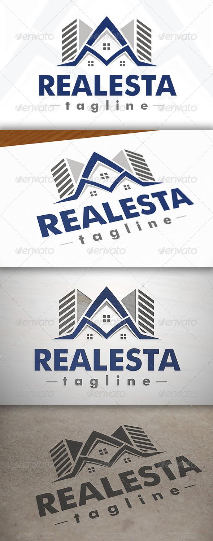 GraphicRiver Home Build Logo 7033981