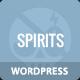 Spirits - Responsive Multi-Purpose Theme