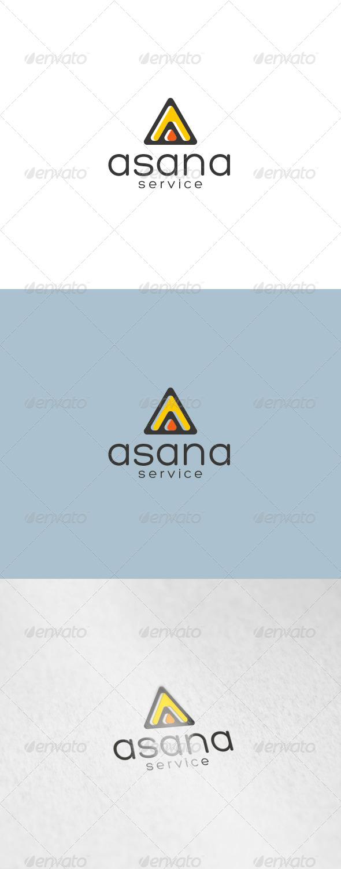 GraphicRiver Asana Logo 7034069