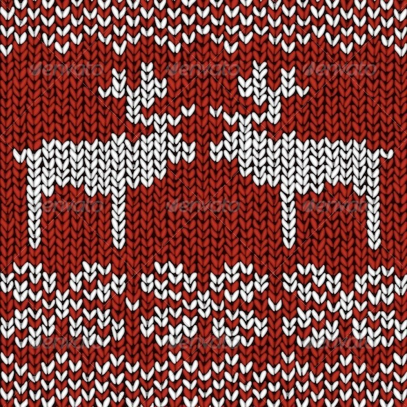 Reindeers - Christmas Seasons/Holidays