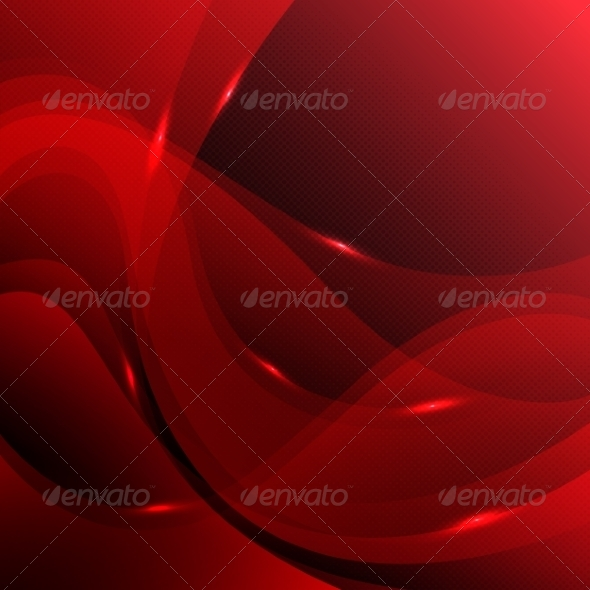 GraphicRiver Red Abstract Background 7035224