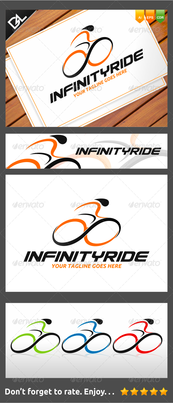 GraphicRiver Infinityride 7020664