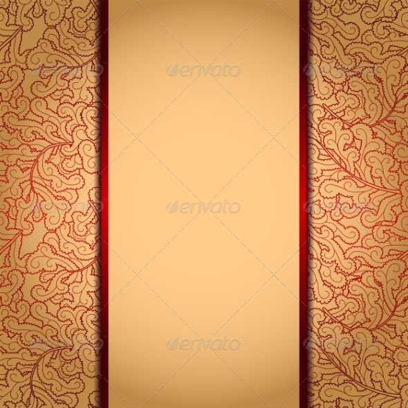GraphicRiver Gold Background 7035565