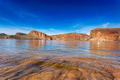 Canyon Lake clear calm waters - PhotoDune Item for Sale