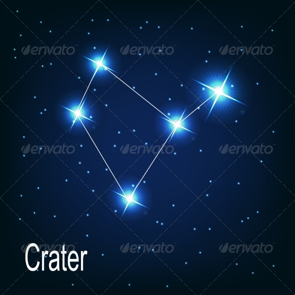 GraphicRiver The Constellation Crater 7035918